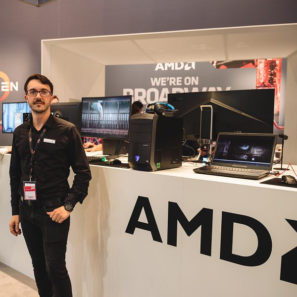 AMD IFA 2017 Training