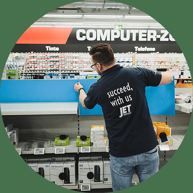 JET Merchandising