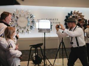 HUAWEI IFA 2017 Promotion Fotoshooting