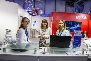 Messekonzept von JET Services für IFA 2016