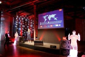 Als Marketing Agentur und Event Agentur Konzeption und Durchführung des Events.