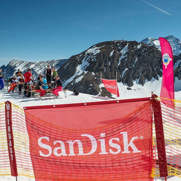 SanDisk Promotion Alpen 2017