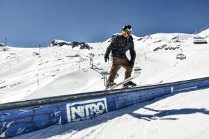 SanDisk Promotion Alpen 2017 Skispaß