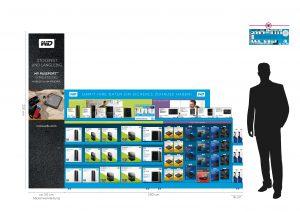 Als Marketing Agentur konzipieren wir neue Verkaufsflächen.