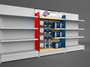 Regalservice und Merchandising mit JET Services
