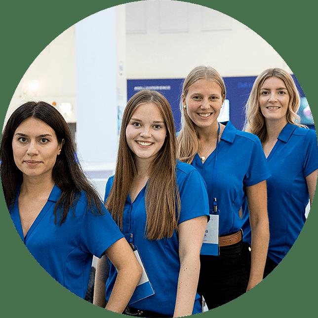 Promotionagentur JET Services: Erfolgreiche Hostess Promotion mit JET Services