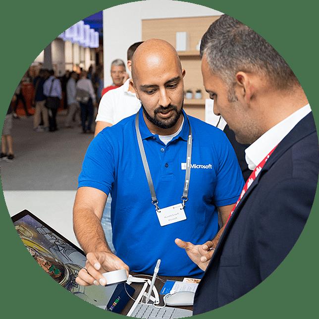 Promotionagentur JET Services: Erfolgreiche Sales Promotion für Microsoft